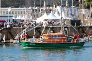 Canot SNSM à Brest 2016